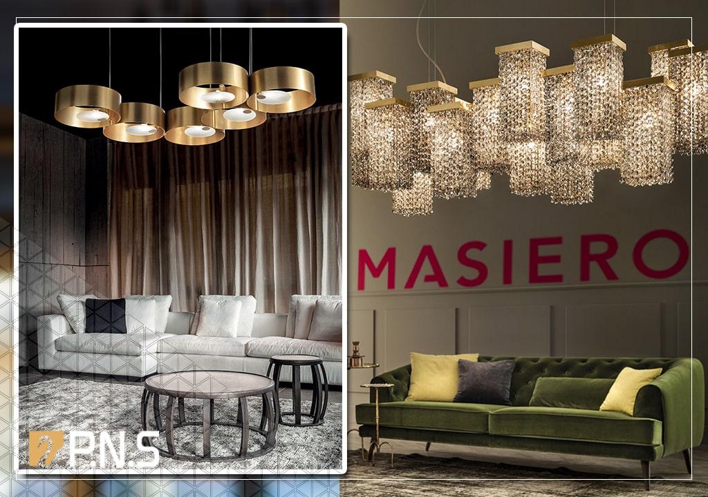 افتتاح فروشگاه Masiero