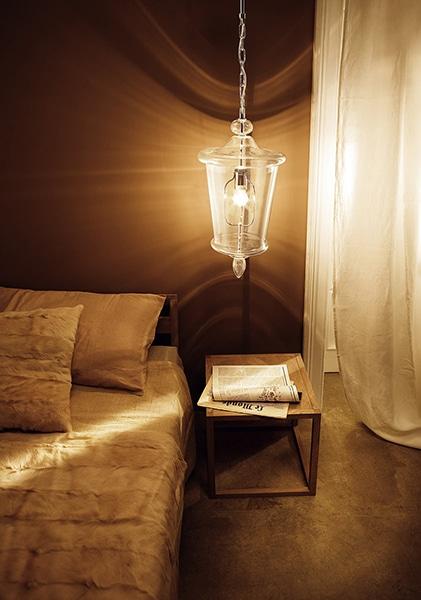 چراغ آویز اتاق خواب